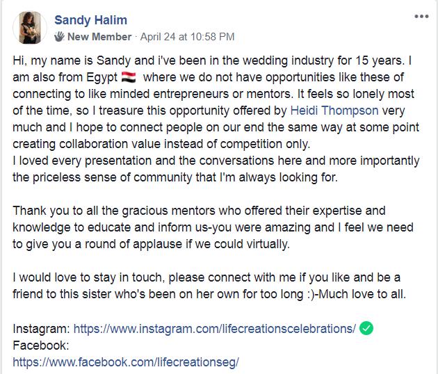 Sandy Halim