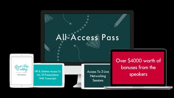 January 2021 All-Access Pass Mockup