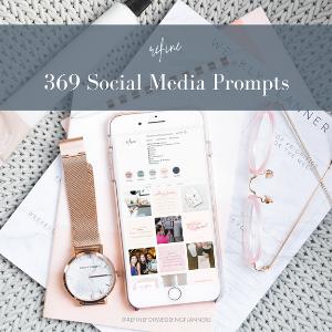 369 Social Media Prompts