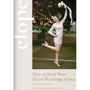 How To Book More Micro-Weddings In 2021